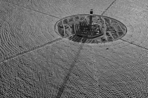 بزرگترین نیروگاه خورشیدی جهان در دبی ساخته میشود