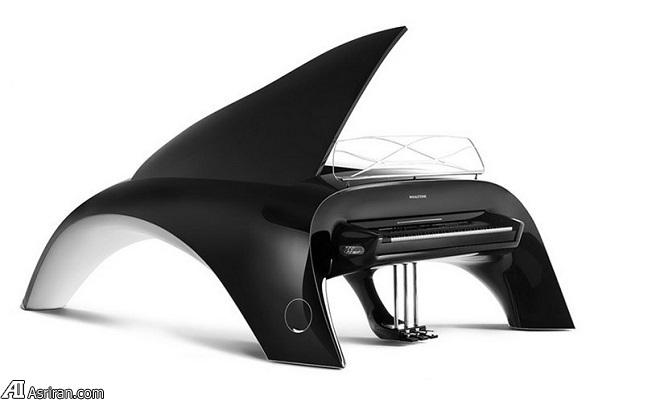 والتون رویال دیجیتال؛ پیانویی با طراحی منحصر به فرد