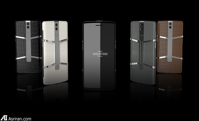 «گلدویش اکلیپیس»؛ سطحی جدید از یک گوشی هوشمند لوکس