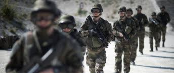 استقرار نظامیان فرانسه در سوریه