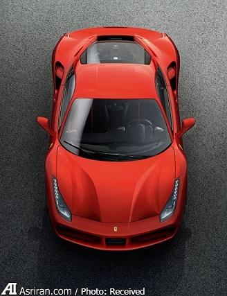 فورد GT یا فراری 488 GTB