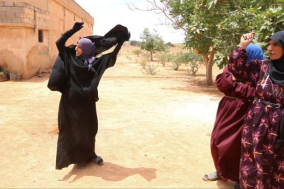 نقاب های اجباری زنان پس از خروج داعش چه شد (+ عکس)