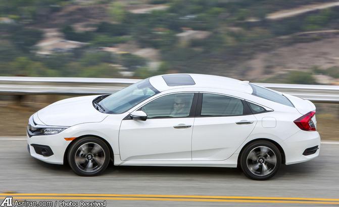 10 خودروی محبوب وارداتی در آمریکا
