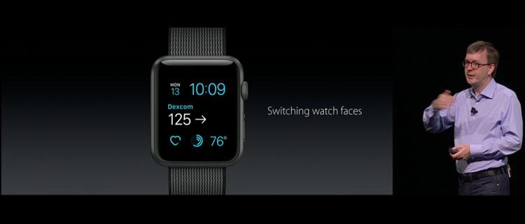 اپل واچ او اس 3.0 را معرفی کرد