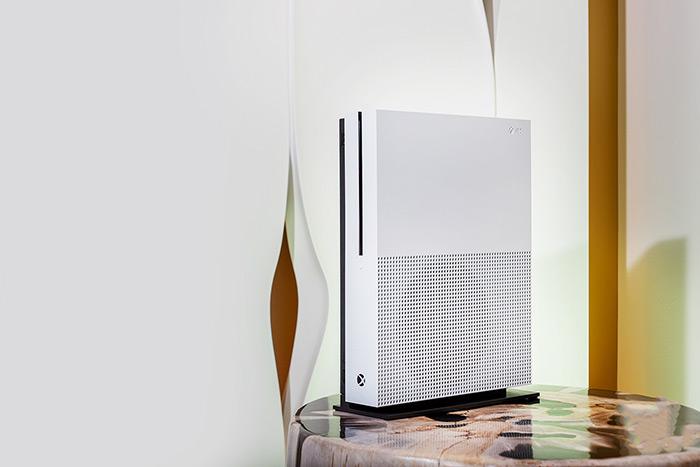 مایکروسافت ایکس باکس وان اِس را معرفی کرد