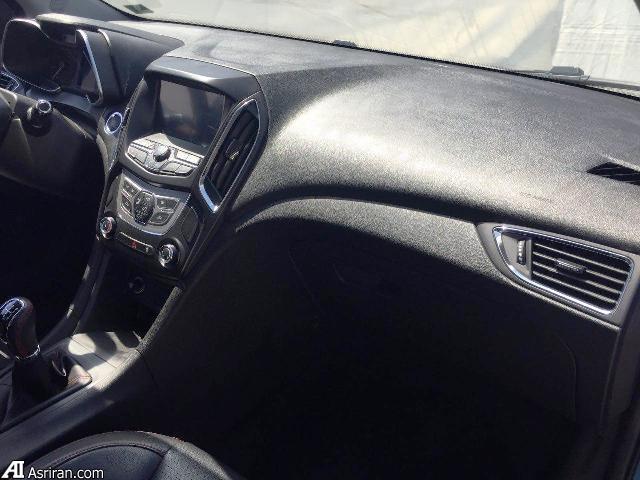 بررسی و تست فنی دومین خودروی چری در ایران/  آریزو 5 چگونه است؟