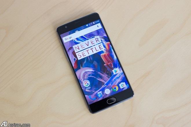 نگاهی گذرا به گوشی هوشمند وان پلاس 3  نگاهی گذرا به گوشی هوشمند وان پلاس 3 595869 417