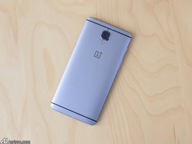 نگاهی گذرا به گوشی هوشمند وان پلاس 3  نگاهی گذرا به گوشی هوشمند وان پلاس 3 595870 400
