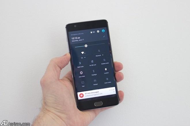 نگاهی گذرا به گوشی هوشمند وان پلاس 3  نگاهی گذرا به گوشی هوشمند وان پلاس 3 595877 344