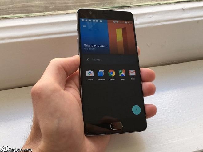 نگاهی گذرا به گوشی هوشمند وان پلاس 3  نگاهی گذرا به گوشی هوشمند وان پلاس 3 595878 299