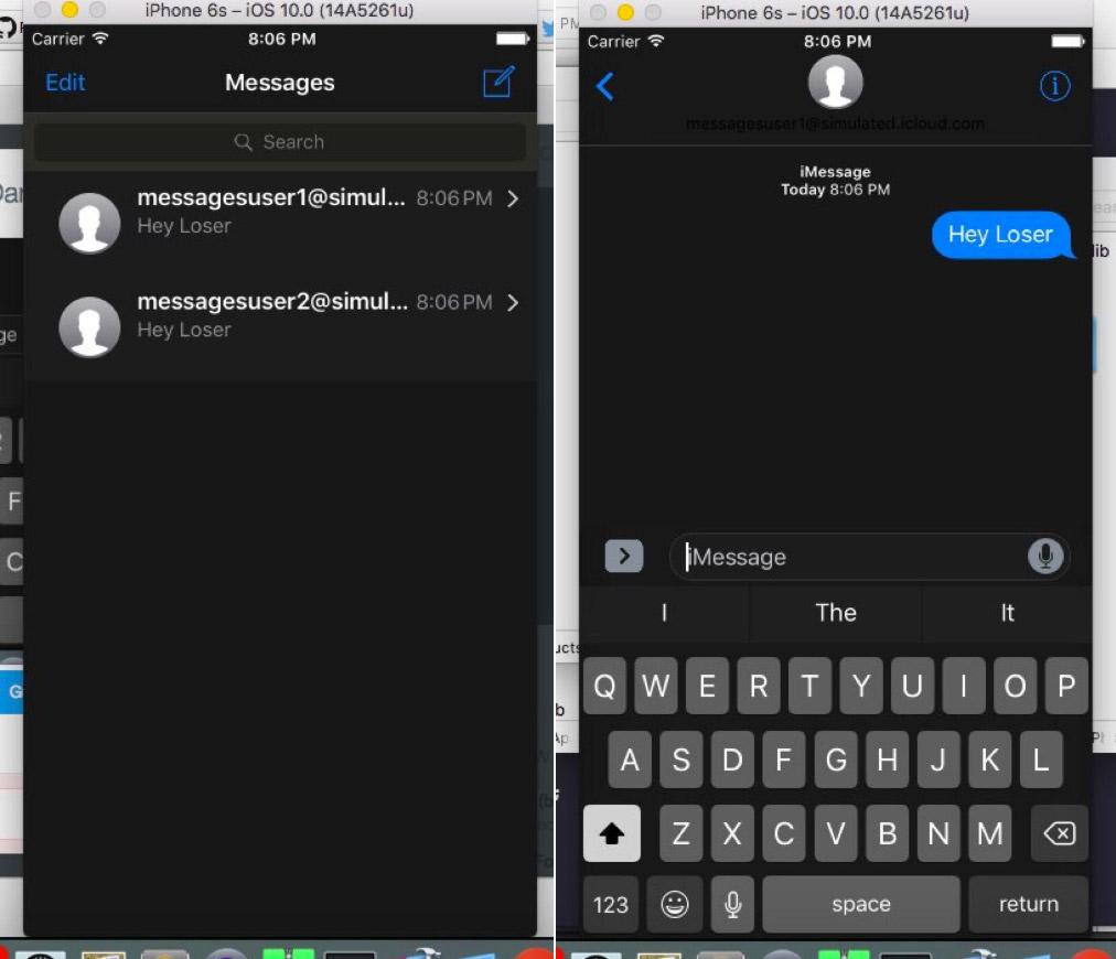 رویت ویژگی Dark Mode در کدهای نسخه بتا iOS 10