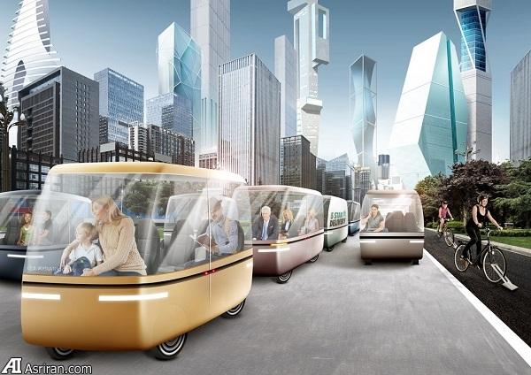 شهرها در 30 سال آینده این گونه به نظر خواهند رسید