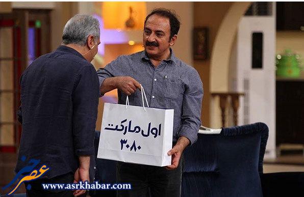 واکنش تند مهران مدیری به منتشر کنندگان یک متن: آنها عده ای بیمار هستند (عکس)