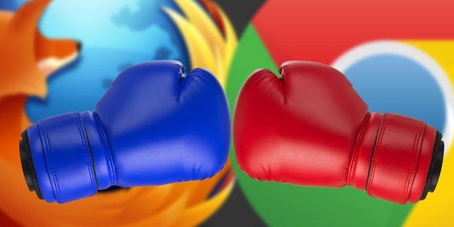 کروم یا فایرفاکس: کدامیک انتخاب بهتری است؟
