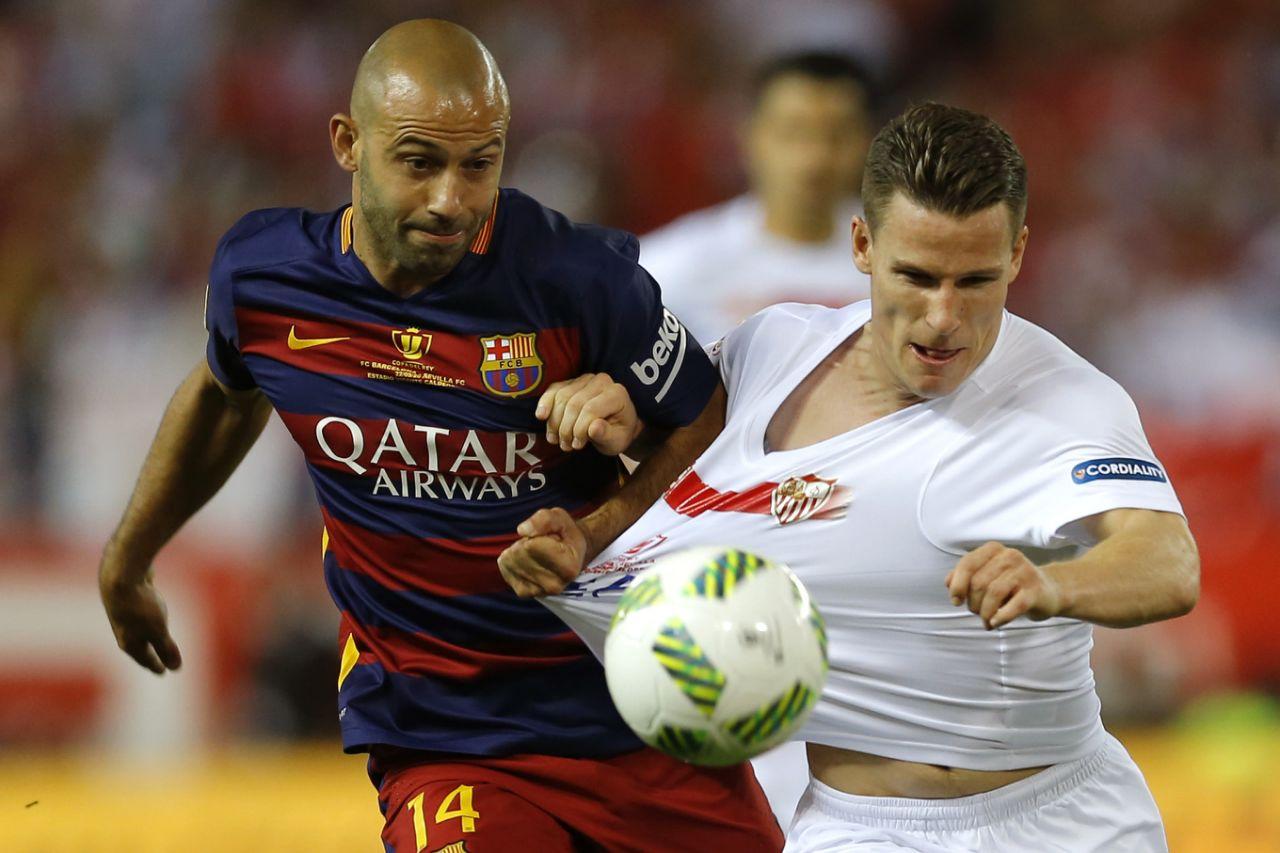 بارسلونا قهرمان کوپا دل ری شد(+گزارش تصویری)