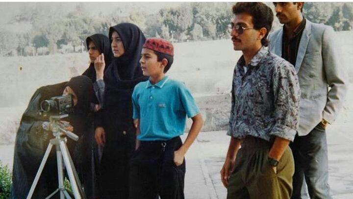 تیپ اصغر فرهادی در دهه 60 (+عکس)