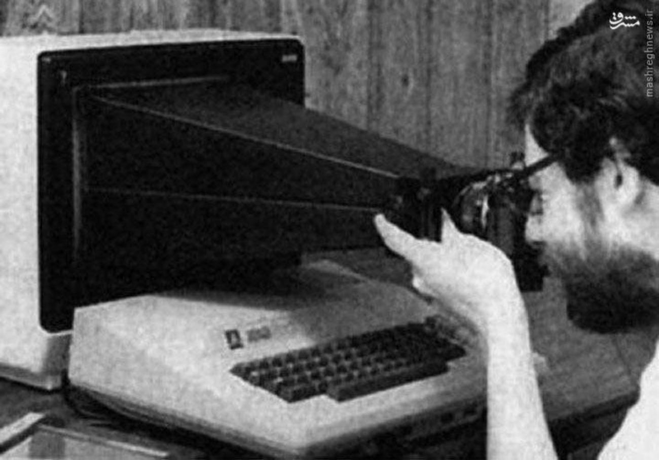 طریقه گرفتن اسکرین شات در سال ۱۹۸۳ (+ عکس)