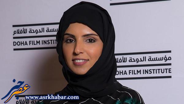 خانم قطری، سرمایه گذار فیلم اصغر فرهادی