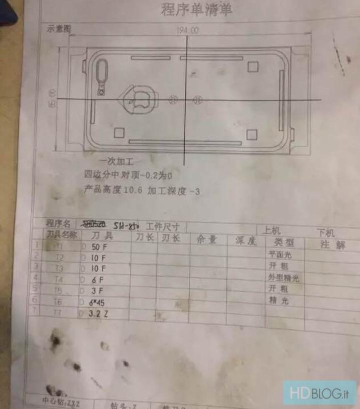 انتشار تصاویر جدید از پنل های آیفون 7 و 7 پلاس