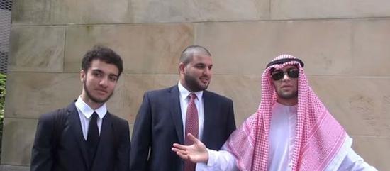 پسری که هویت شاهزاده سعودی را دزدید! (+عکس)