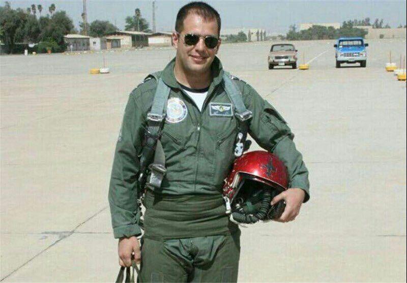 خلبان سانحه جنگنده میگ به شهادت رسید (+عکس)