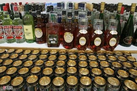 6 درصد ایرانی ها تجربه مصرف الکل دارند / 5 استان پرمصرف الکل در ایران