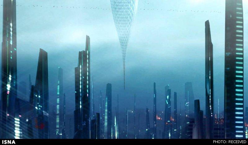 برجهای معلق در سال 2250