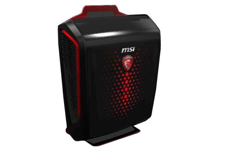 رایانه کوله پشتی MSI برای دوستداران واقعیت مجازی