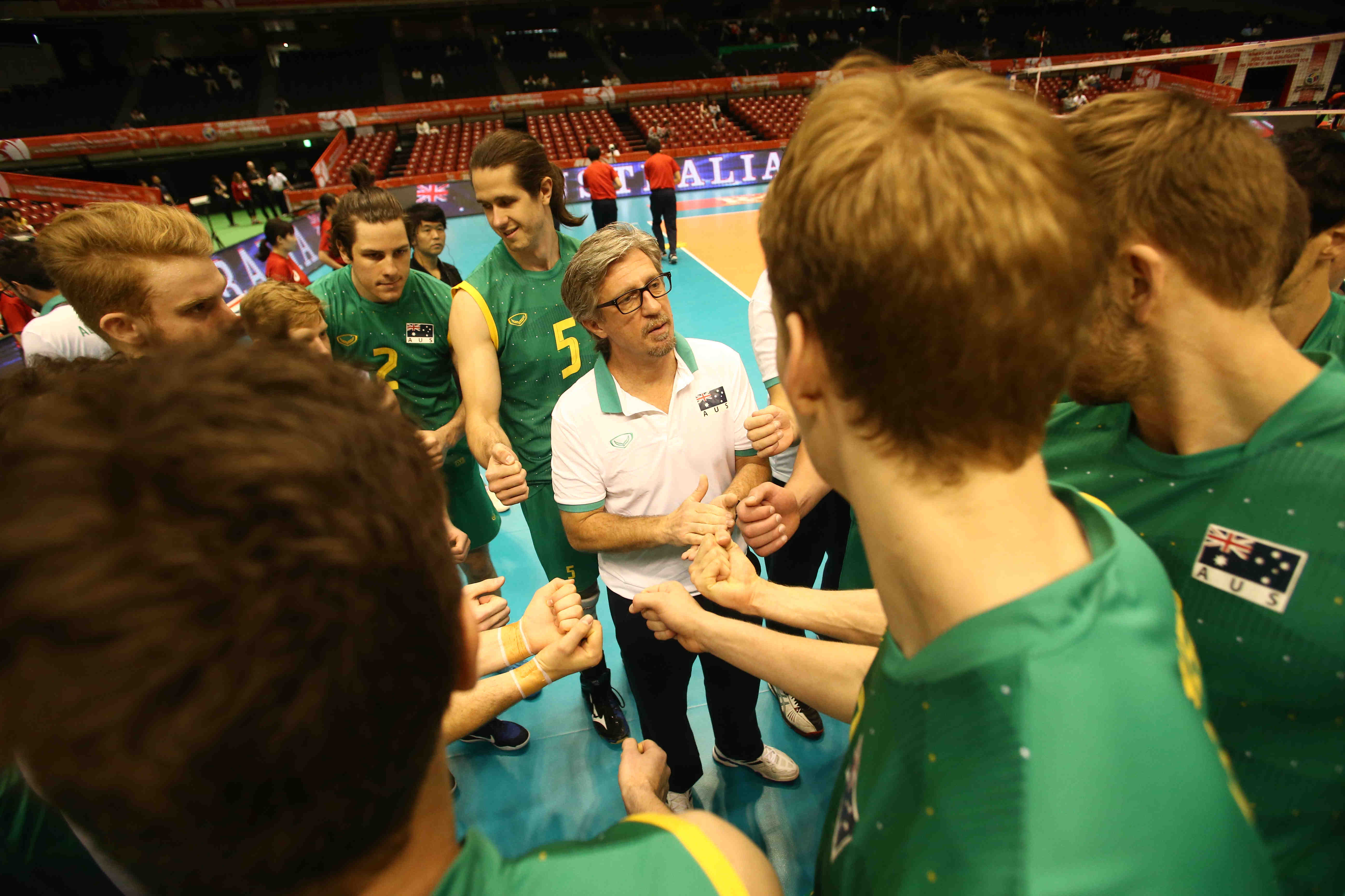 ایران 3 - 0 استرالیا / پیروزی مقتدرانه والیبال ایران