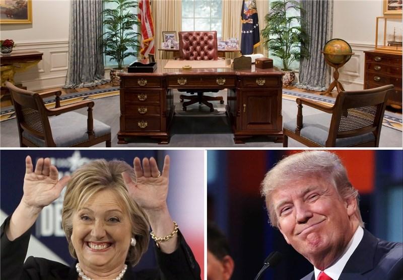 چه کسی برنده رقابت کلینتون و ترامپ خواهد بود؟