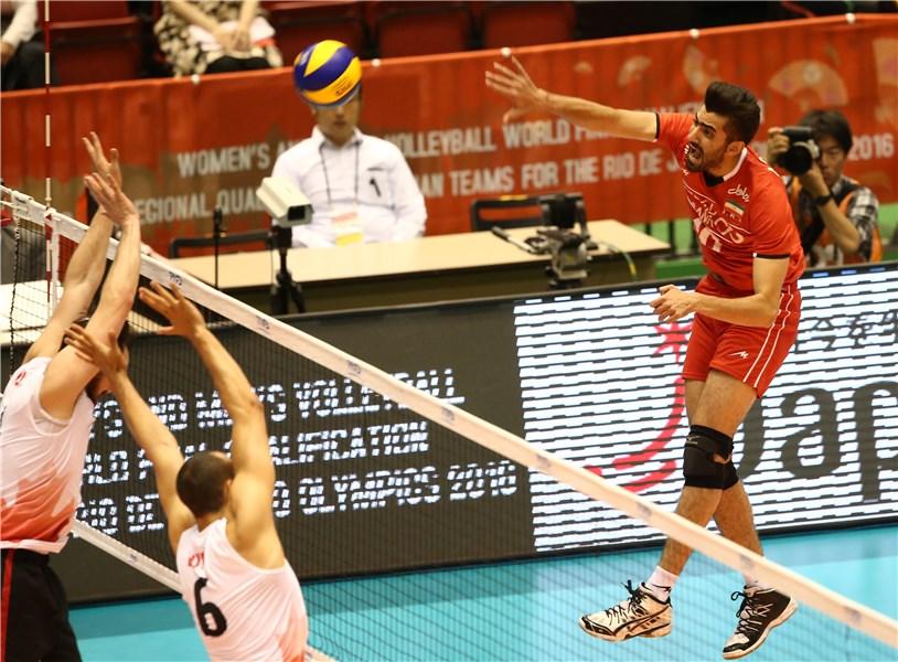 ایران 2 - 3 کانادا / شکست ایران در بازی دوم
