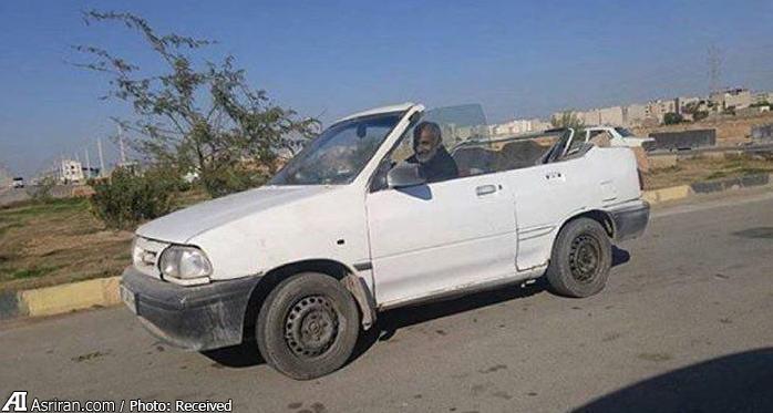 پراید کروک در ایران (+عکس)