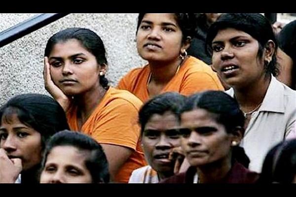 بازار خرید و فروش زنان هندی در بحرین و عربستان (+ عکس)