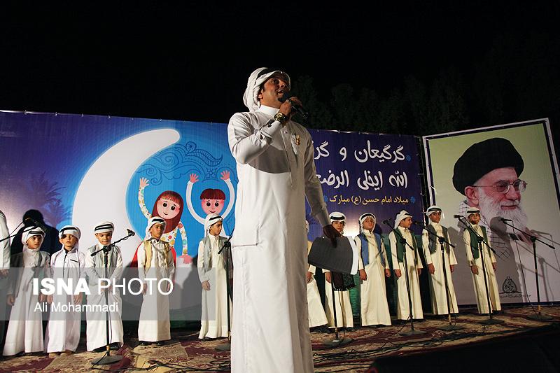 قرقیعان، جشن کودکان عرب اهوازی (+عکس)