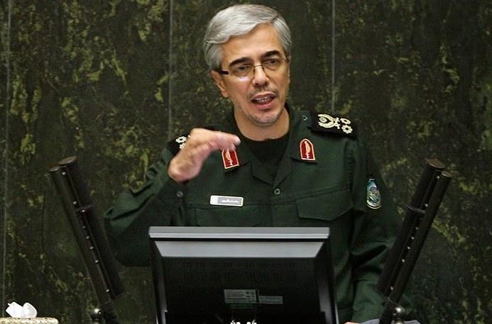 همه سرلشکران ایران