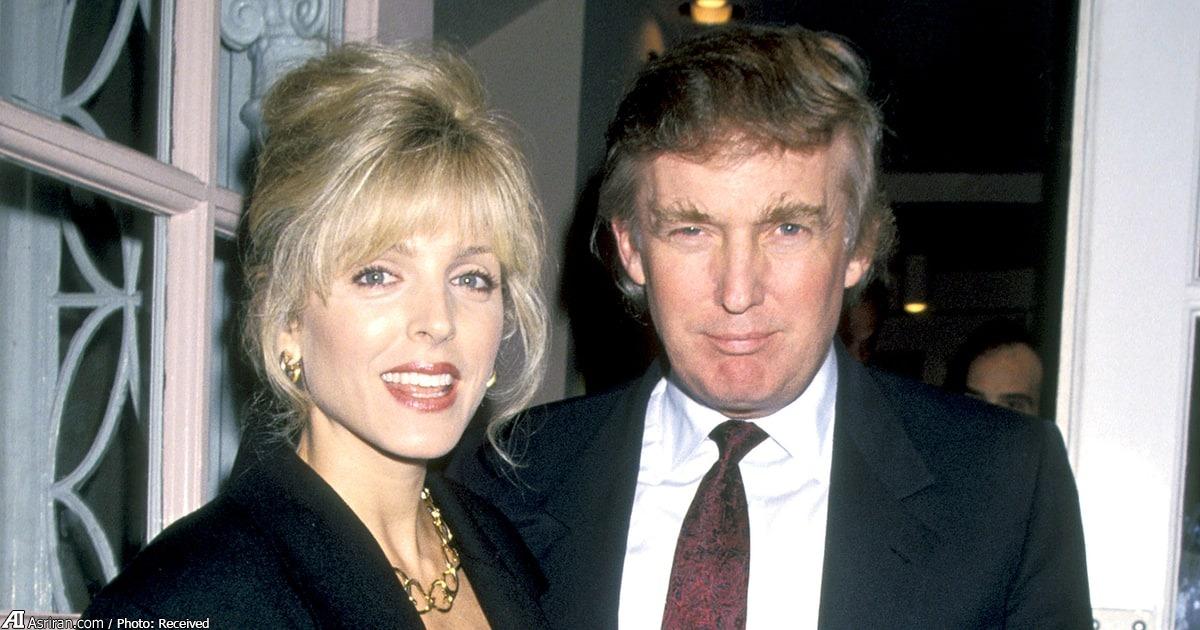 حراج حلقه ازدواج همسر سابق ترامپ (+عکس)