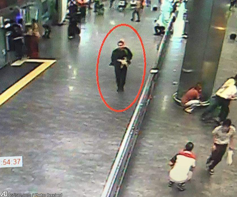 کشف هویت یکی از سه عامل انتحاری فرودگاه استانبول (+عکس)