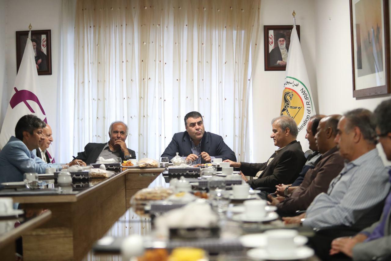 کمیته ملی اسبدوانی ایران تشکیل شد