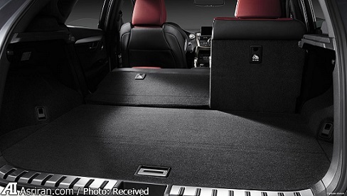 کاربردی صندلیهای سرنشینان عقب متعلق به کدام خودروست؟