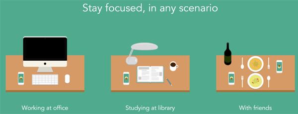 با Forest بر روی درس و کار خود تمرکز کنید