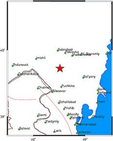 زلزله 4 ریشتری حوالی بیله سوار اردبیل را لرزاند