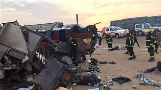 حادثه ای دیگر در مکه؛ چند نفر کشته و 36 نفر زخمی شدند