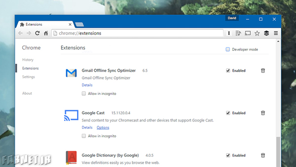 چهار ترفند برای افزایش سرعت مرورگر گوگل کروم