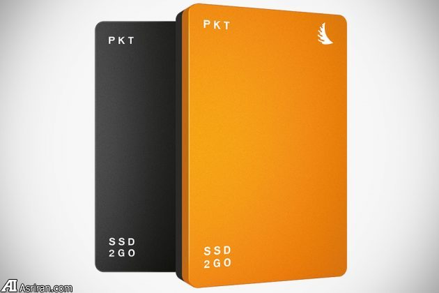 انجلبرد یک SSD قابل حمل غیر قابل نابودی معرفی کرد