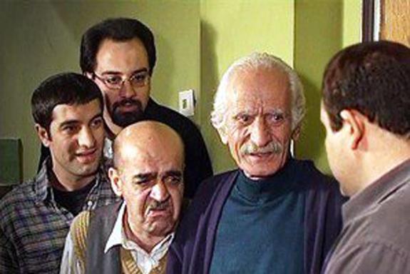 رضا عطاران با