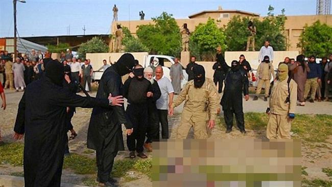 روش جدید داعش؛ اعدام در آب جوش