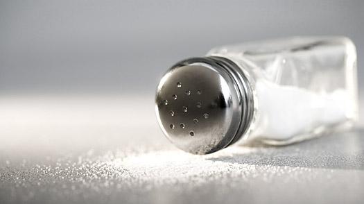 مصرف اندکی نمک به کاهش استرس کمک میکند