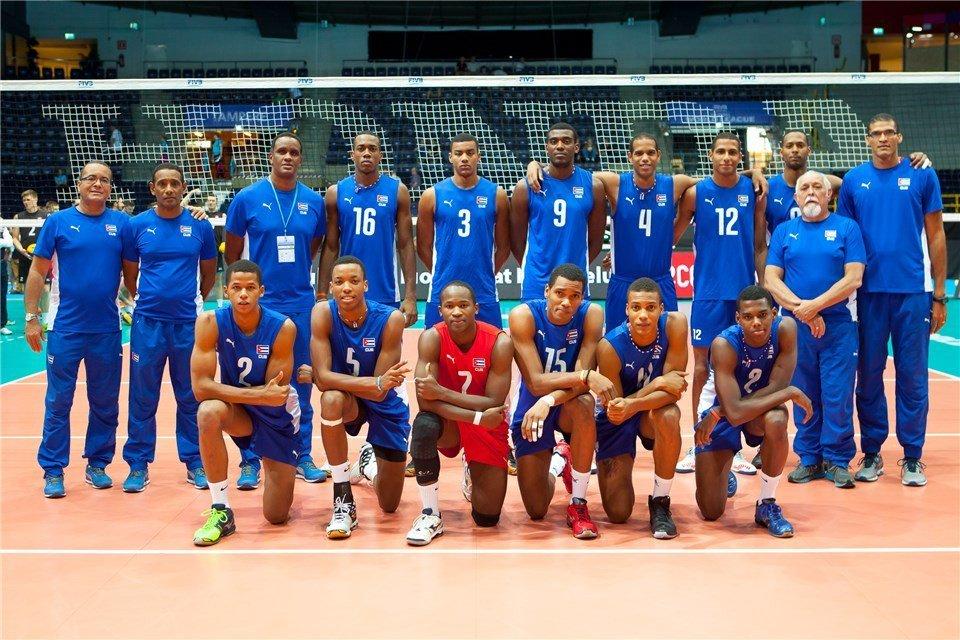 تیم والیبال کوبا تجاوز جنسی به زور تجاوز جنسی به زن اخبار والیبال