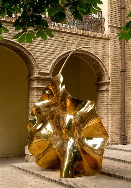 مدیرکل هنرهای تجسمی: احتمال میدادیم مجسمهبرنزی را به مکان دیگری منتقل کرده باشند/ مجسمه ارزش مالی ندارد