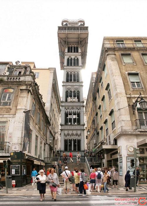 حیرت انگیزترین آسانسورهای جهان (+عکس)